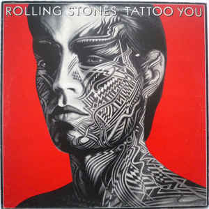 The Rolling Stones - Tattoo You - Album Cover