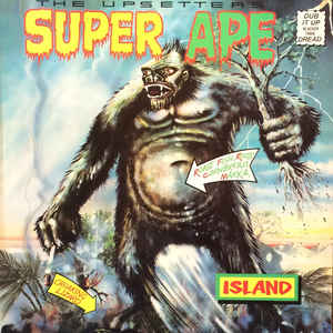 Super Ape - Album Cover - VinylWorld