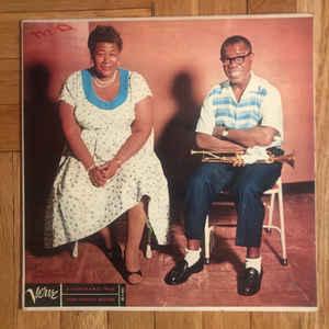 Ella And Louis - Album Cover - VinylWorld