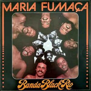 Maria Fumaça - Album Cover - VinylWorld