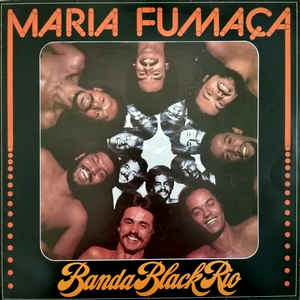 Banda Black Rio - Maria Fumaça - VinylWorld