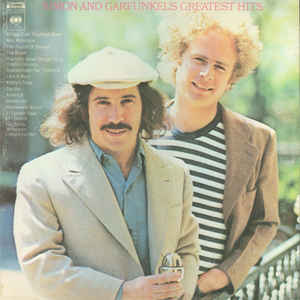 Simon & Garfunkel - Simon And Garfunkel's Greatest Hits - Album Cover