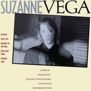 Suzanne Vega - Album Cover - VinylWorld