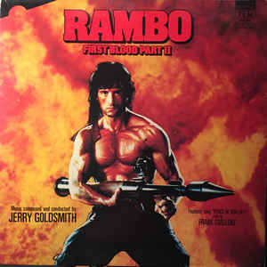 Jerry Goldsmith - Rambo: First Blood Part II (Original Motion Picture Soundtrack) - VinylWorld