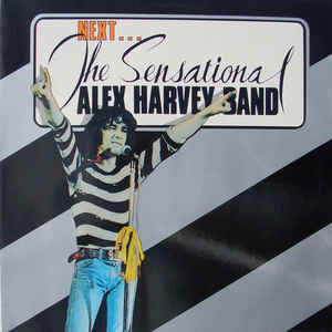 The Sensational Alex Harvey Band - Next - Album Cover