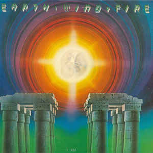 Earth, Wind & Fire - I Am - Album Cover