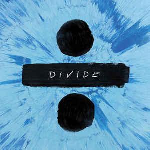 Ed Sheeran - ÷ (Divide) - Album Cover