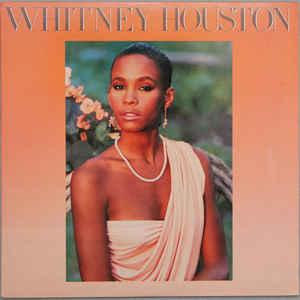 Whitney Houston - Whitney Houston - Album Cover