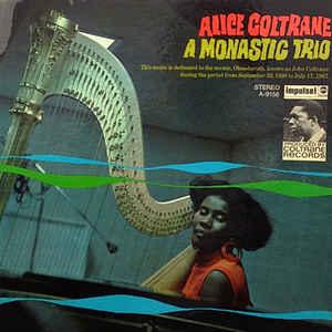 A Monastic Trio - Album Cover - VinylWorld
