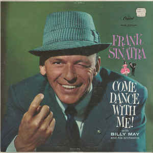 Frank Sinatra - Come Dance With Me! - Album Cover