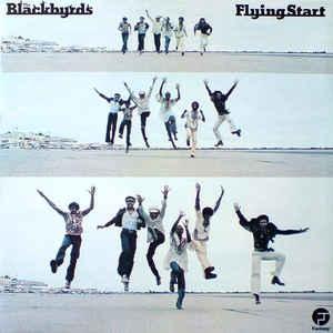The Blackbyrds - Flying Start - Album Cover