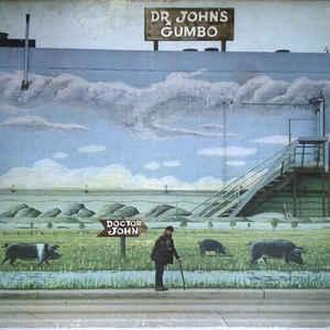Dr. John - Dr. John's Gumbo - Album Cover