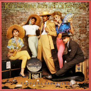 Kid Creole And The Coconuts - Tropical Gangsters - Album Cover