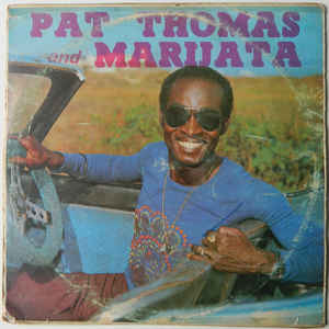 Pat Thomas And Marijata - Album Cover - VinylWorld