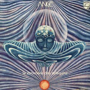 Le Cimetière Des Arlequins - Album Cover - VinylWorld