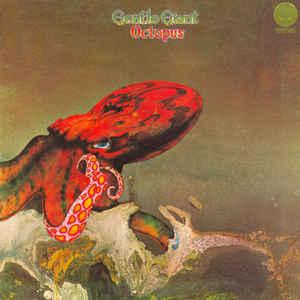 Gentle Giant - Octopus - Album Cover