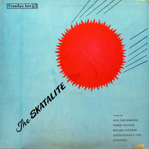 The Skatalite - Album Cover - VinylWorld