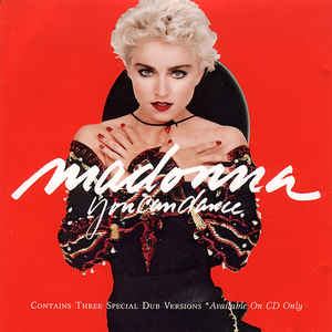 Madonna - You Can Dance - Album Cover