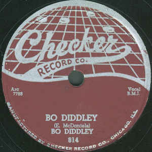 Bo Diddley - Bo Diddley / I'm A Man - Album Cover