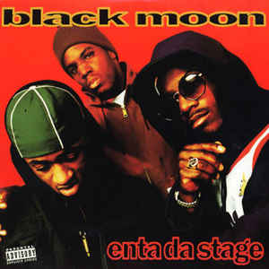 Black Moon - Enta Da Stage - VinylWorld