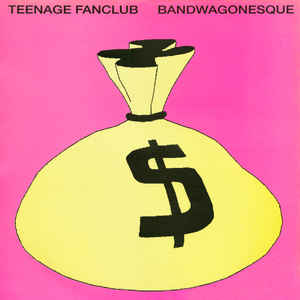Teenage Fanclub - Bandwagonesque - Album Cover