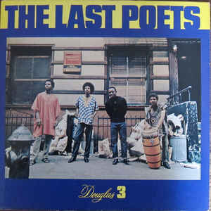 The Last Poets - Album Cover - VinylWorld