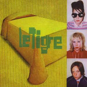 Le Tigre - Le Tigre - Album Cover