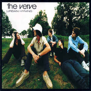 The Verve - Urban Hymns - Album Cover