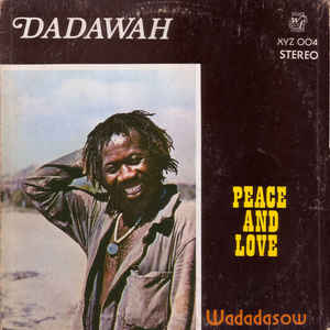 Peace And Love - Wadadasow - Album Cover - VinylWorld