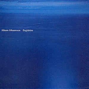 Jóhann Jóhannsson - Englabörn - Album Cover