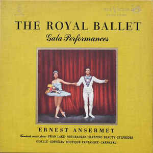 Ernest Ansermet - The Royal Ballet Gala Performances - VinylWorld