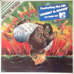 Peter Tosh - Mama Africa - Album Cover