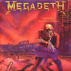 Megadeth - Peace Sells... But Who's Buying? - Album Cover