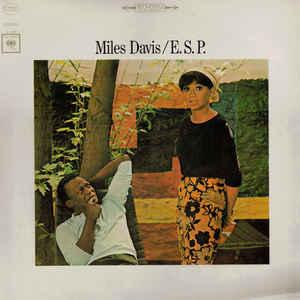 Miles Davis - E.S.P. - Album Cover