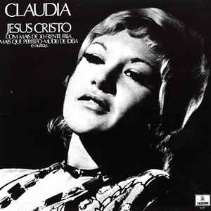 Claudia (6) - Jesus Cristo - Album Cover