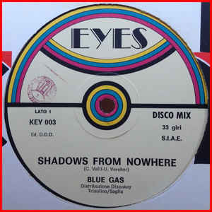 Shadows From Nowhere - Album Cover - VinylWorld