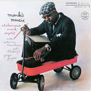 Thelonious Monk Septet - Monk's Music - Album Cover