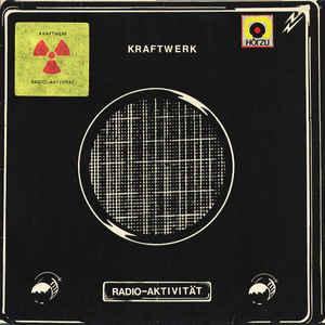 Kraftwerk - Radio-Aktivität - Album Cover