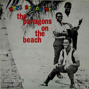 The Paragons - On The Beach - Album Cover