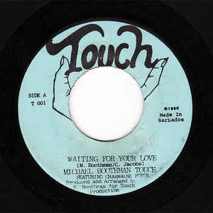 Michael Boothman - Waiting For Your Love / What You Won't Do For Love - Album Cover