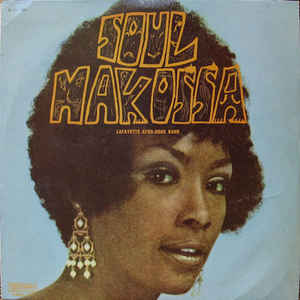 Lafayette Afro Rock Band - Soul Makossa - Album Cover