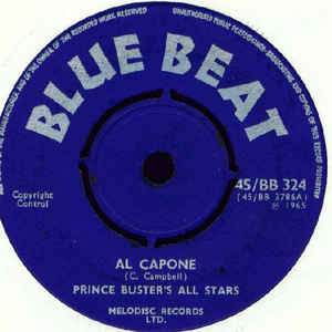 Al Capone - Album Cover - VinylWorld