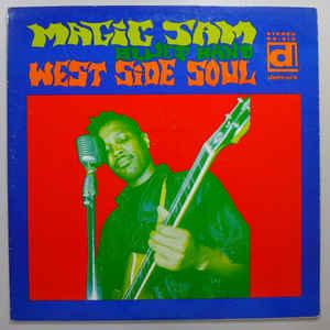 West Side Soul - Album Cover - VinylWorld