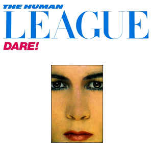 The Human League - Dare! - Album Cover