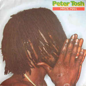 Peter Tosh - Mystic Man - Album Cover