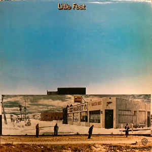 Little Feat - Album Cover - VinylWorld