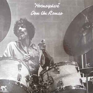 Dom Um Romao - Hotmosphere - Album Cover