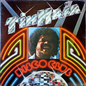 Tim Maia - Disco Club - Album Cover