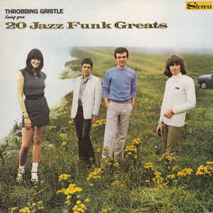 20 Jazz Funk Greats - Album Cover - VinylWorld