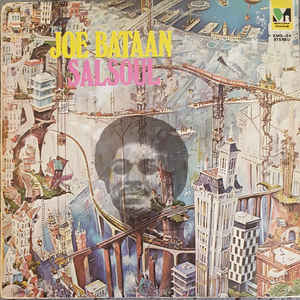 Joe Bataan - Salsoul - Album Cover